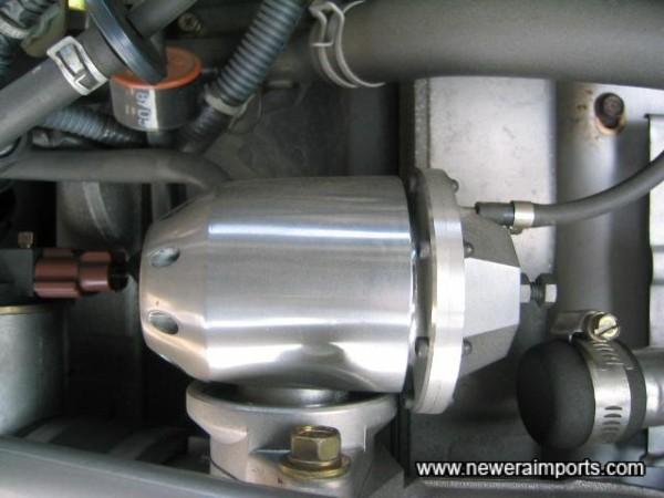 HKS SSQV Blow off valve.