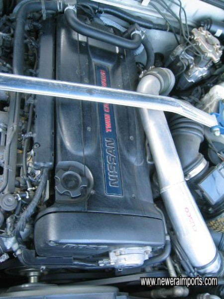 Cusco hard pipe kit - for intercooler / turbos.