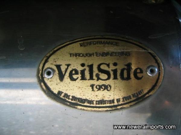 Veilside was established in 1990