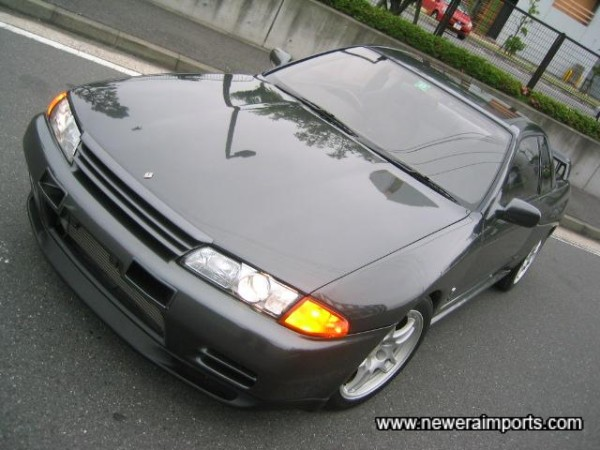 R32 GT-R's rarely come this well preserved!