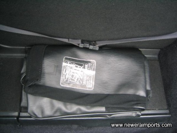 T-Bar covers shown