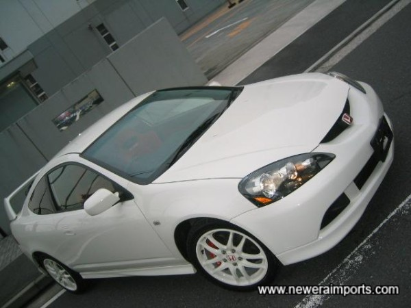 So far this year, we have only supplied one other facelift DC5!! (To another importer)