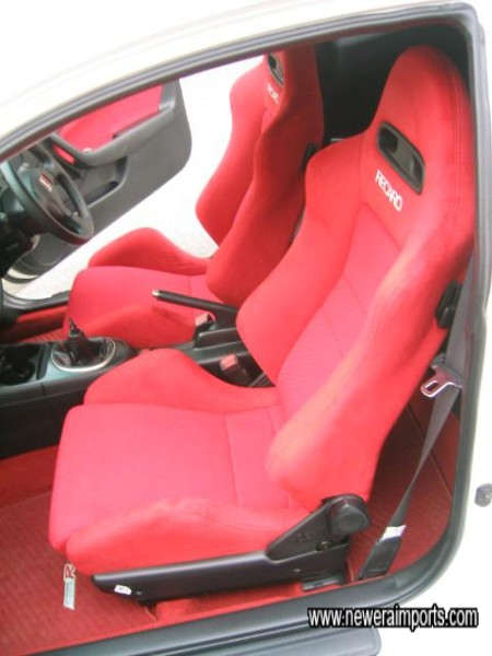 Interior is unmarked and as new.