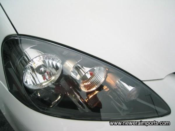 New HID headlight design!