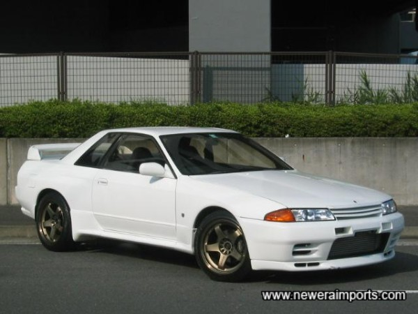Stunning Condition - Amazing for an R32 GT-R!!