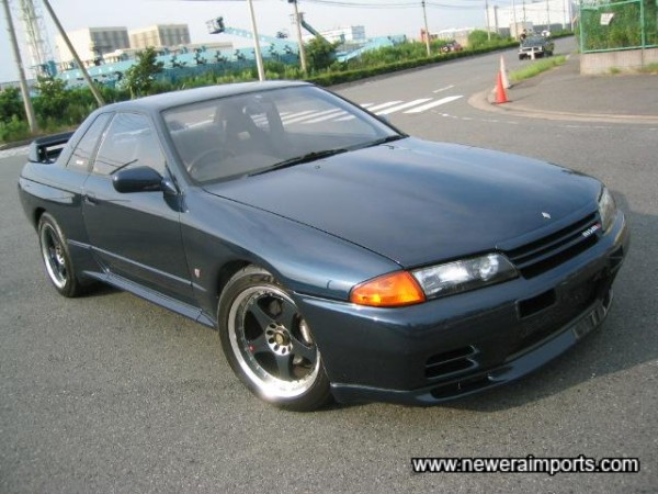 R32 GT-R's rarely come this clean!!