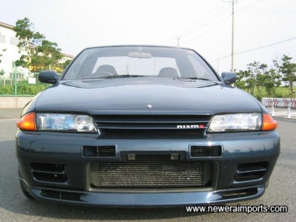 Note the N1 Original headlights.