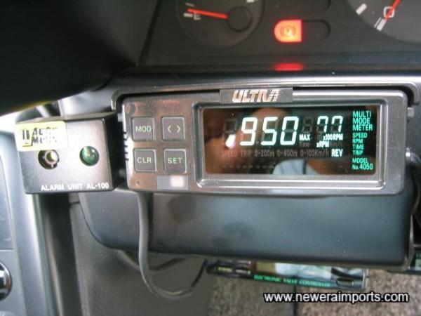 Speed meter!