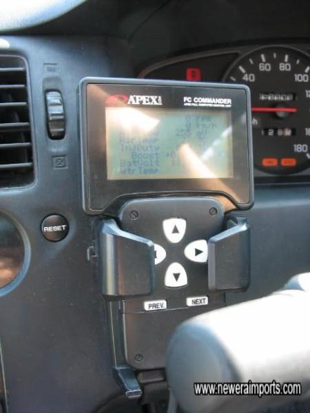 Apexi Power FC Controller.