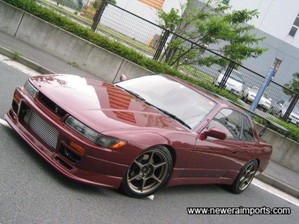 Stunning Condition - Amazing for a 1991Silvia!