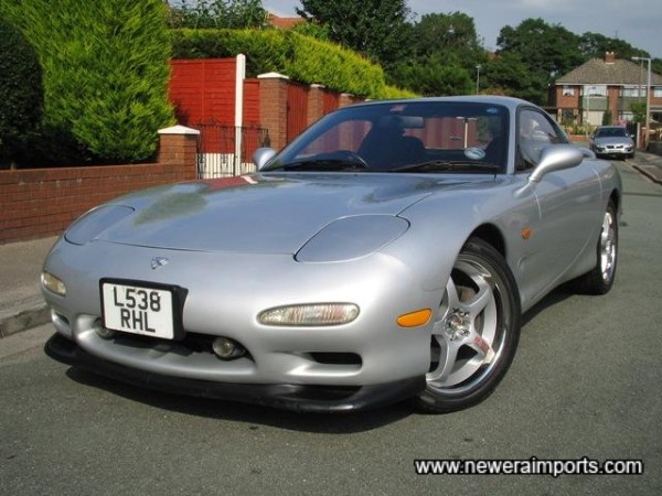 Stunning As New Condition - Amazing for a 1993 RX-7