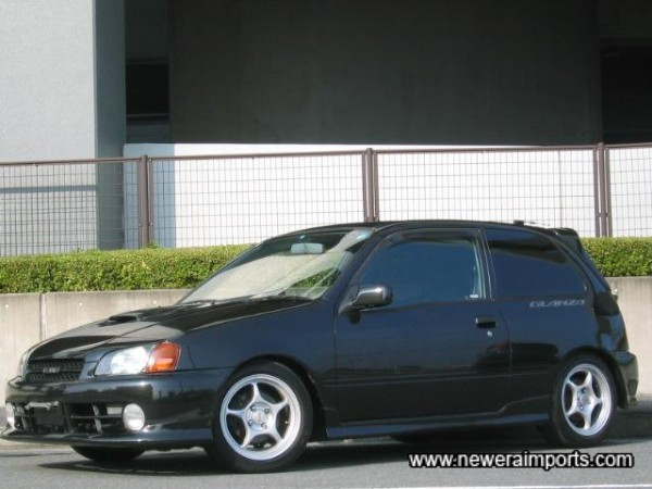 Still one of the coolest looking hot hatches of all!