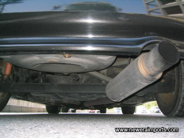 Full Sports Exhaust System