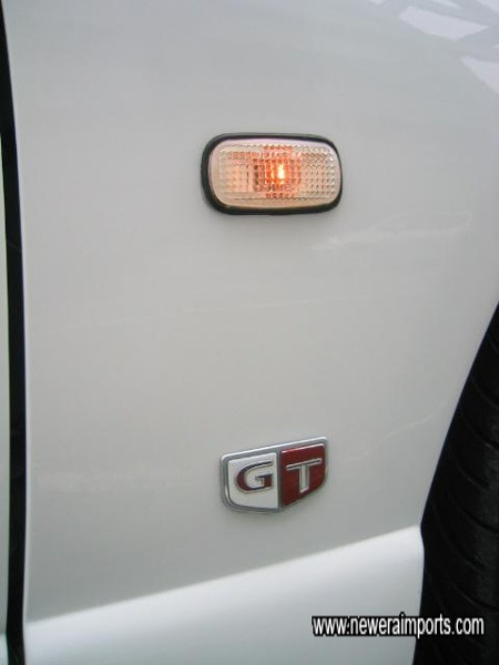 All authentic signs of a GT-R!!