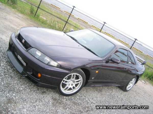 Stunning Condition - Amazing for a 1995 car!