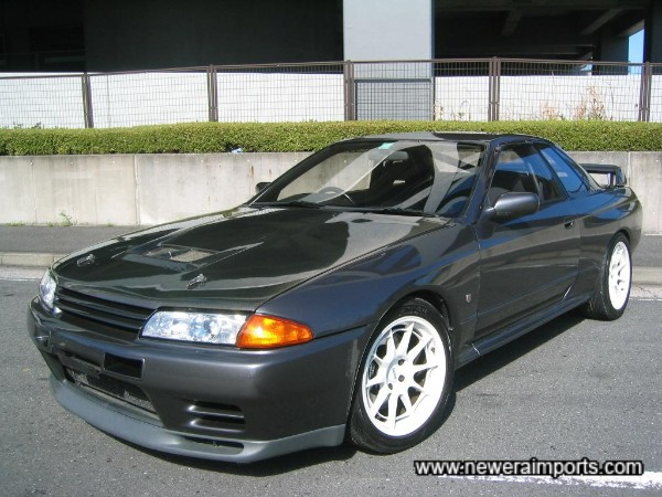 One of the best R32 GT-R's we have sourced.