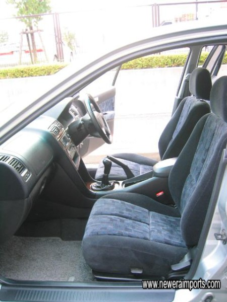 Immaculate Interior - Confirms Original  LOW Mileage.