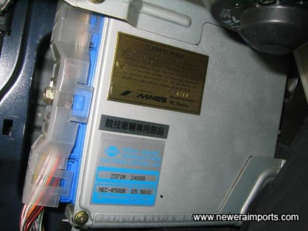 Mines VX-ROM ECU.
