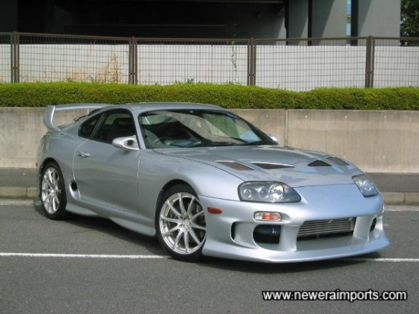 The best condition Supra we have come across in the last 6 months!