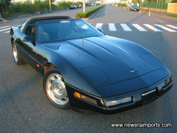 Stunning Near New Condition - Amazing for a 1996 Corvette C4!