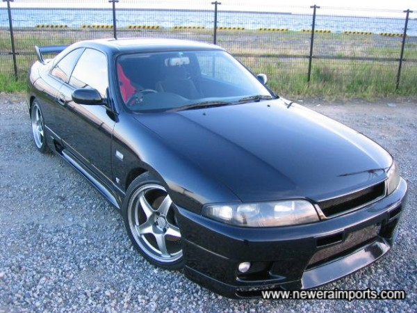 One of the best R33 GT-St  type M's we have come across in the last 10 months!