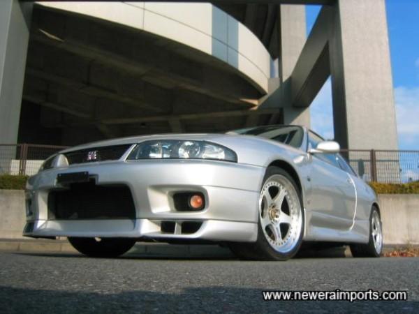 Nismo LM GT-1 18'' Alloys
