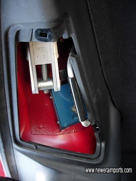 Original tool kit & spare complete & unused.