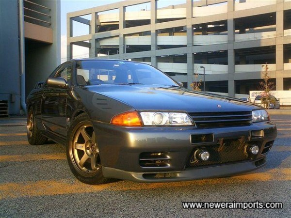 The cleanest and lowest mileage R32 GT-R we've found in over 3 months!