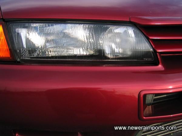 N1 headlights.