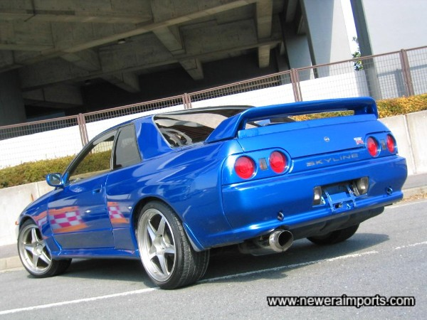 A set of LED Nismo style rear light clusters would set the rear end off even better!