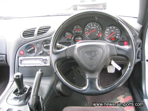Driver's view