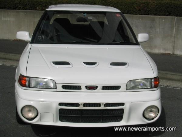 Agressive Rally Futitive Evoness - designed by Mazda!