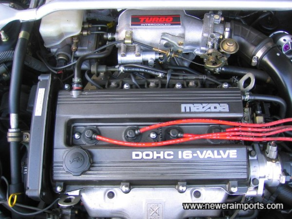 Engine is of near standard tune, ideal for low insurance costs.