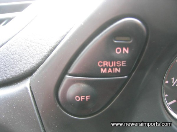 Cruise Control.