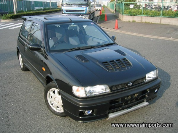 The best example of  a Pulsar GTi-R we've come across in the last 12 months!
