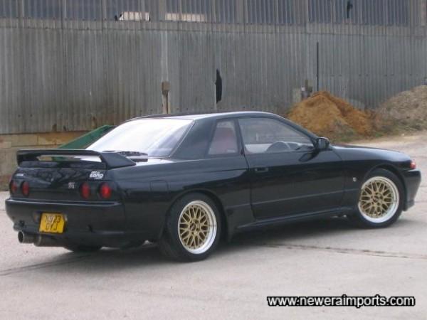 BBS LM alloy Wheels