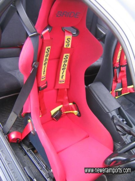 Bride Drivers Seat in good condition