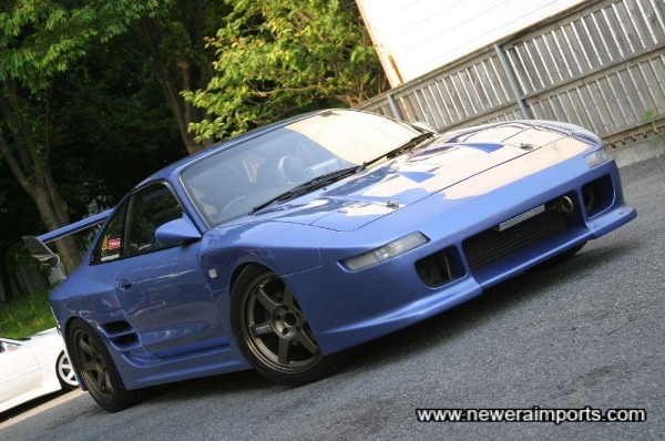 Without Doubt - The BEST MR2 to be in the UK shortly!!