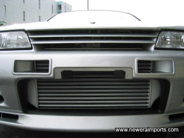 Intercooler and most tuning parts are recent!