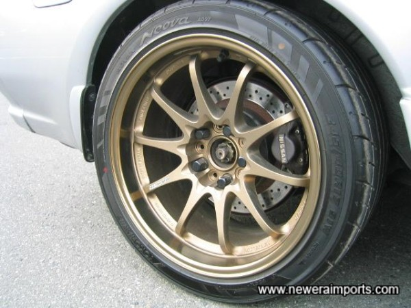 Volk Racing CE28's!!