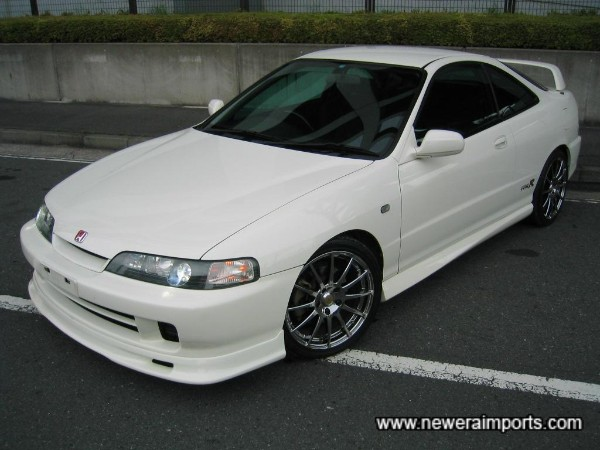 The best condition & example of  a 2000 model DC2 Type R  we've come across this year!