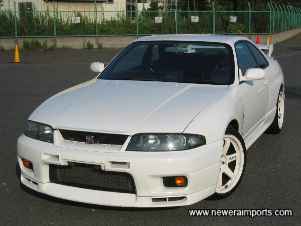 Examples of R33 GT-R's as good as this are hard to come by!