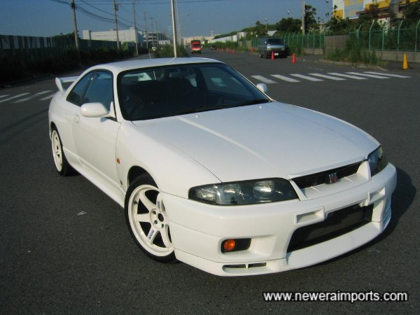 D-Speed clear front indicators & side repeaters are available from www.neweraparts.com !