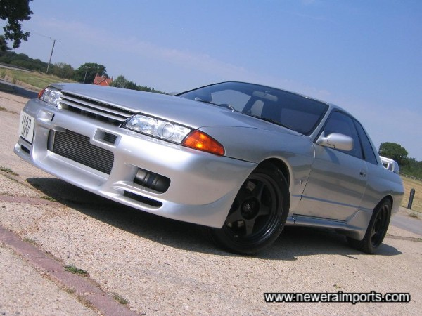 Stunning example - One of the best R32 GT-R's we've sourced.