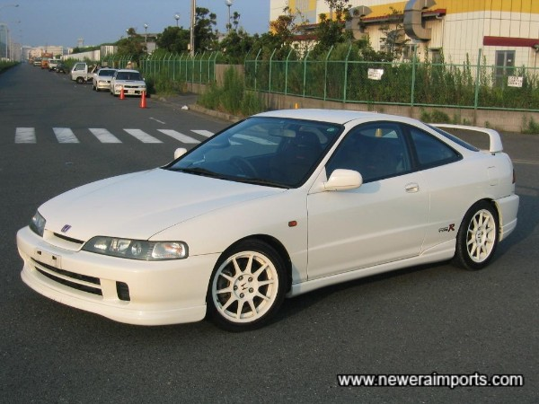 The best  example of  a 98 Spec model DC2 Type R  we've sourced yet!