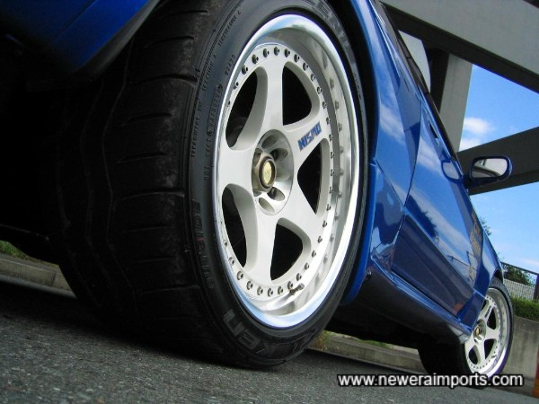 Nismo LM GT Alloy wheels!