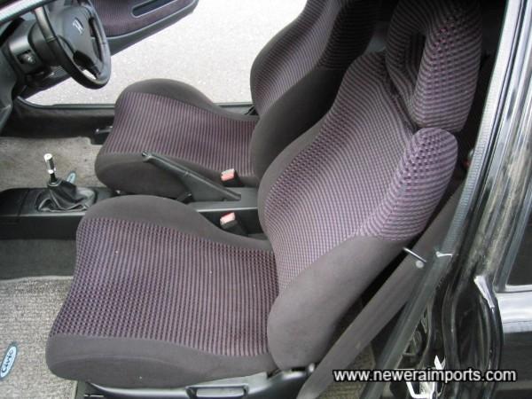 SiR 2 Facelift interior cloth trim - in excellent original condition.