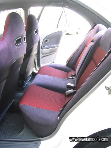 T. Makinen original interior is unmarked.