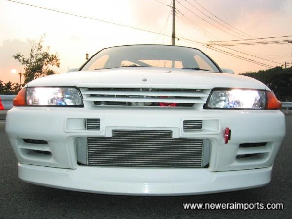 Original N1 headlights.