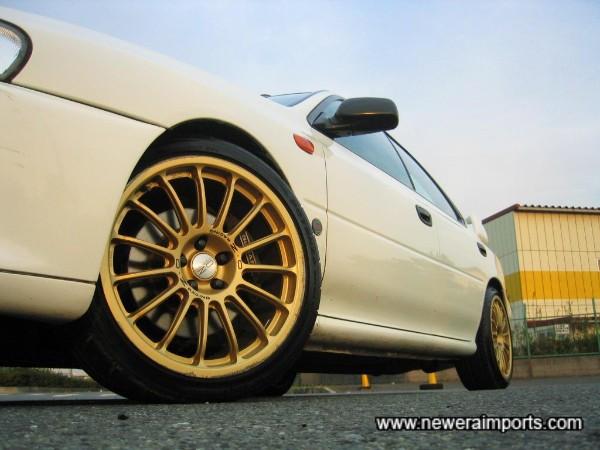 OZ Racing Super Turismo Evolution 17'' alloys